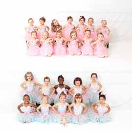 Creative Movement and Kindegarten Ballet, Tap, Jazz
